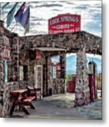 Cool Springs Az Metal Print