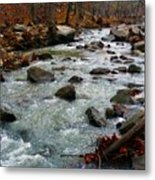 Cool Water Metal Print