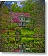 Coolfront Manor House Metal Print