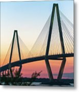 Cooper River Diamonds Metal Print
