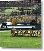 Cooperstown Dreams Park Metal Print