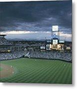 Coors Field, Denver, Colorado Metal Print