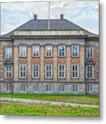 Copenhagen Eastern High Court Metal Print
