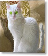 Copito Metal Print