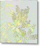 Coprosama Replens Pastel Metal Print
