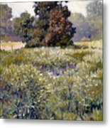 Copse Metal Print by Kevin Lawrence Leveque
