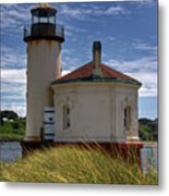 Coquille Lighthouse V Metal Print