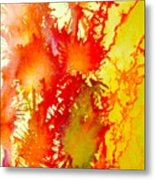 Corals In Sunrise  Metal Print