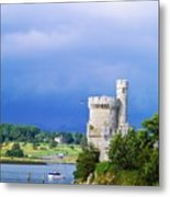 Cork City, Blackrock Castle Metal Print
