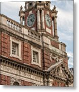 Corn Exchange National Bank Metal Print