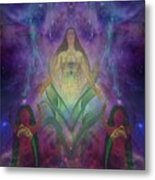 Corn-goddess Metal Print