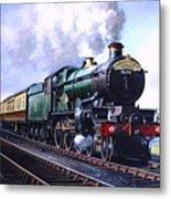 Cornish Riviera Express. Metal Print