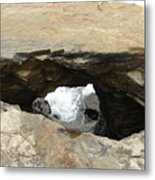 Coronado Cave Metal Print
