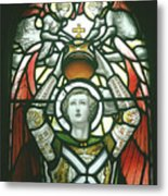 Coronation Metal Print