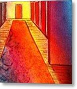 Corridor Of Dreams Metal Print