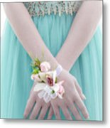 Corsage Metal Print by Rod Sterling