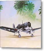 Corsair Preflight Metal Print