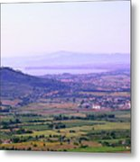 Cortona Tuscany Italy Metal Print