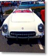 Corvette Convertible Metal Print