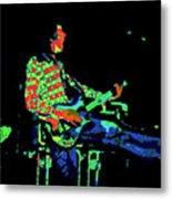 Cosmic Bullfrog Blues Metal Print