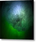 Cosmic Cloud Metal Print