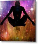 Cosmic Enlightenment... Metal Print