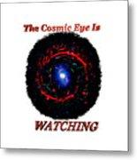Cosmic Eye 2 Metal Print