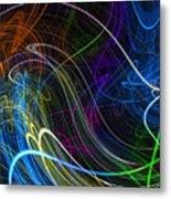 Cosmic Haywires Metal Print