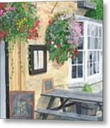 Cotswold Arms Special Metal Print