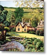 Cotswolds Metal Print
