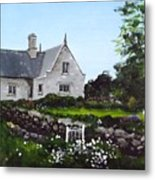 Cottage, Graiguenamanagh Metal Print