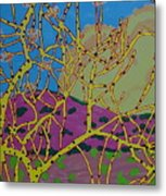 Cottonwood Number 4 Metal Print