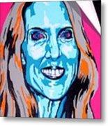 Coulter Metal Print