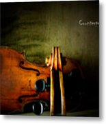 Counterpoint Metal Print