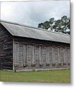 Country Barn - Well Used Metal Print