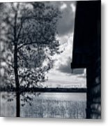 Country Landscape #9261 Metal Print