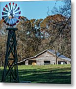 Country Living Metal Print