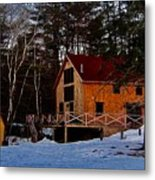 Country Living, Two Metal Print