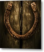 Country Luck Metal Print