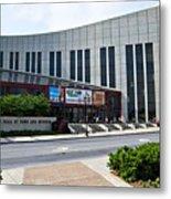 Country Music Hall Of Fame Nashville Metal Print