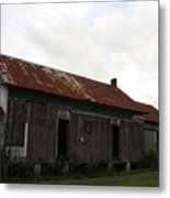 Country Store Two Metal Print