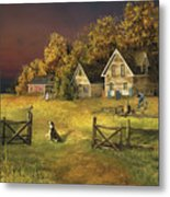 Countryliving Metal Print