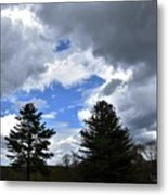 Countryside Beauty Metal Print