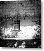 County Clare Cottage Ireland Metal Print