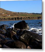 County Kerry Coastline Metal Print