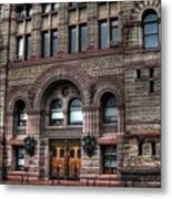 Court House Metal Print