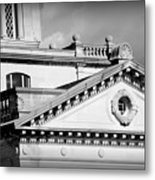 Court In Session Metal Print