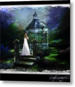 Courtney Up Date Metal Print