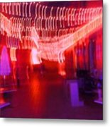 Courtside Lounge 2 Metal Print