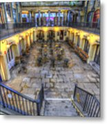 Covent Garden London View Metal Print